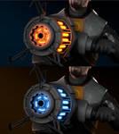 Gravity gun for Source engine