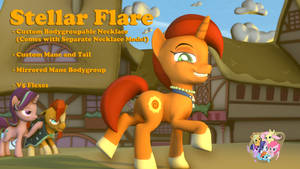 Stellar Flare (Model Download)