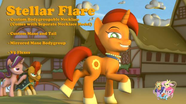 Stellar Flare (Model Download)