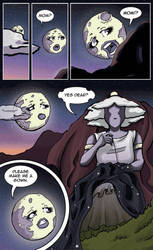 Moon and Her Mother: Page 2