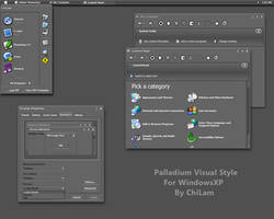Palladium Visual Style by ChiLam