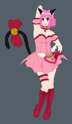 Tokyo Mew Mew KiSS Doll by LordBlumiere