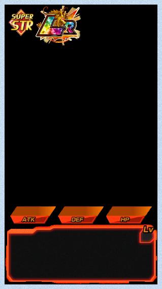 dokkan battle templates card game info by 345boneshoss on deviantart. Black Bedroom Furniture Sets. Home Design Ideas