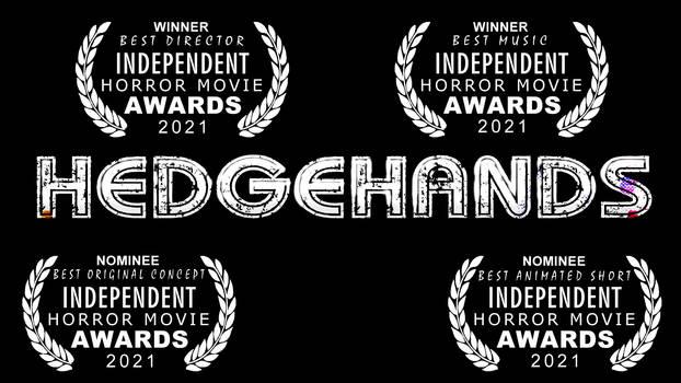 HedgeHands  with 2 awards win