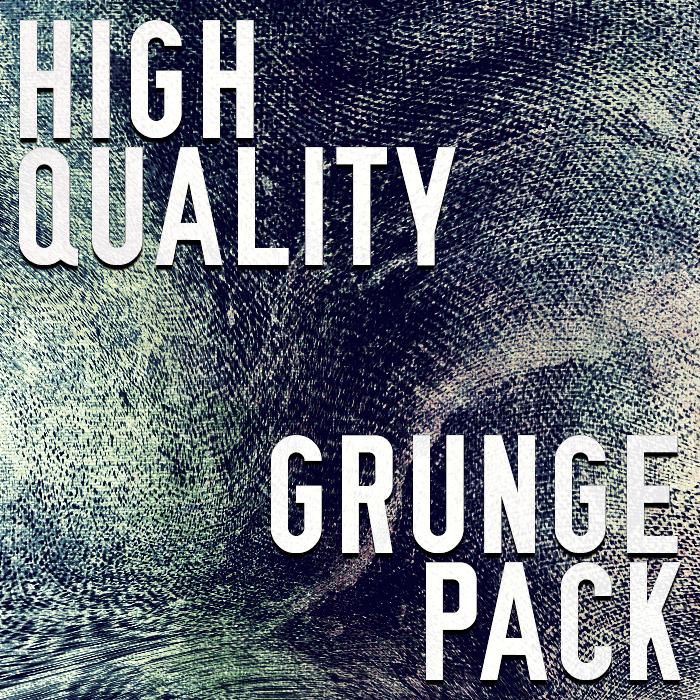 High Quality Grunge Pack by kribin