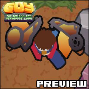 Guy - Shields Up!