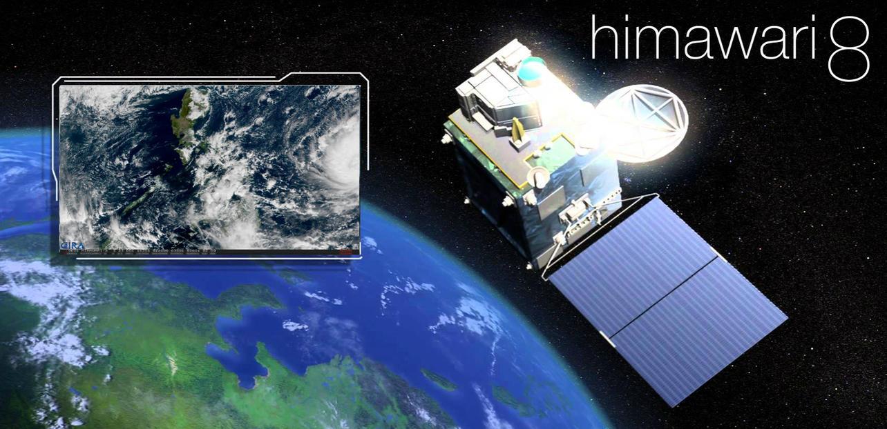 Himawari RealTime PH Satellite By EddieMorphling On DeviantArt - Real time satellite images