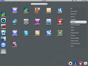 ipad-reload theme for gnome-shell 3.6  v1.2