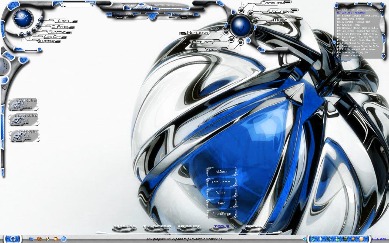 Unleashed 2.0: Blue by KilluminatiStyle