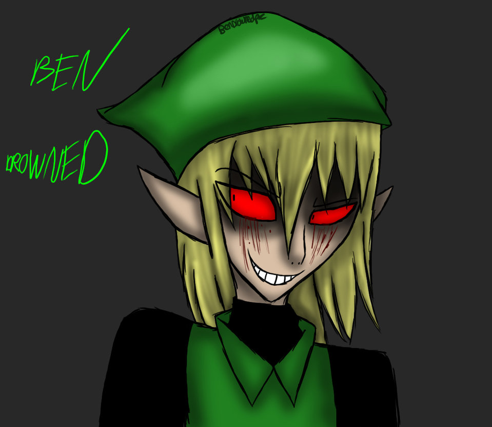Cuddling (Ben Drowned X Reader) !Request! By