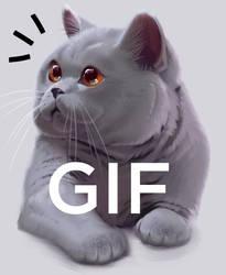 Fur Tutorial GIF - Marmalade Mum
