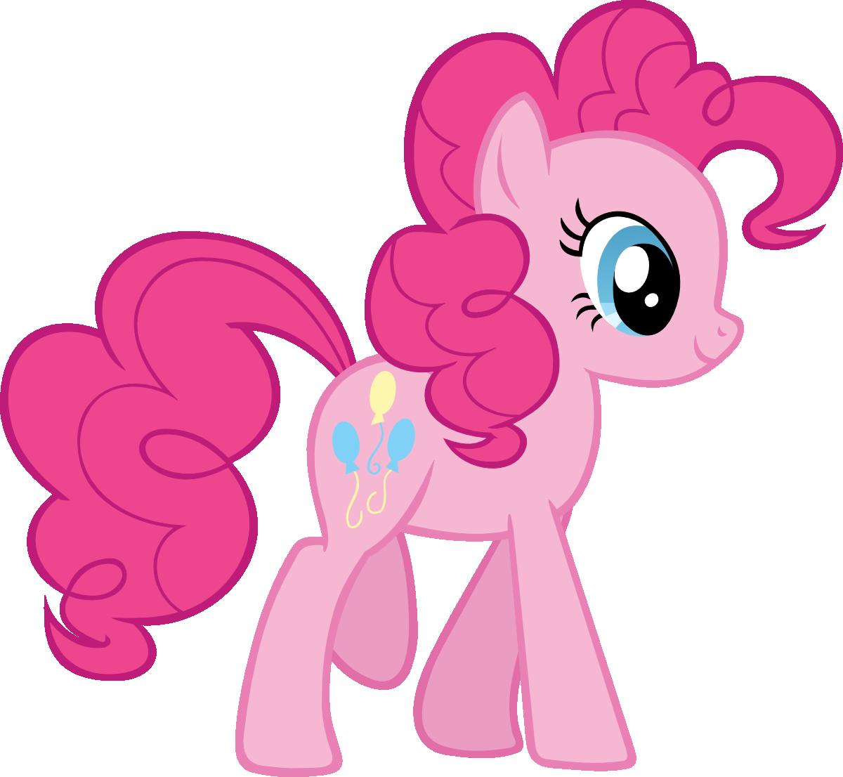 Profile Pinkie Pie by EvilTurnover on DeviantArt