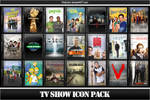 TV Show Icon Pack 2