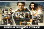Legend of the Seeker Icon Pack