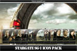 StarGate SG-1 Icon Pack