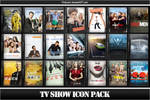 TV Show Icon Pack 5