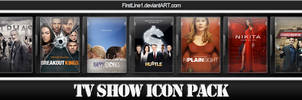TV Show Icon Pack 14