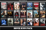 Movie Icon Pack 70
