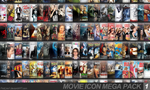 Movie Icon Mega Pack 1