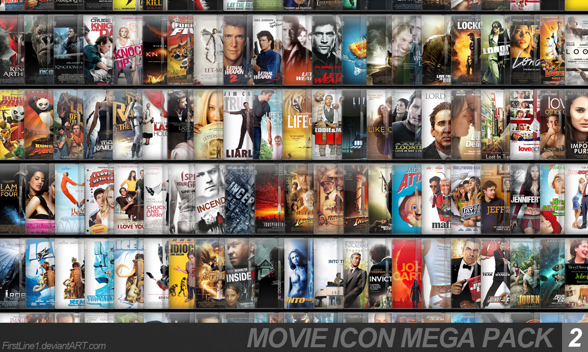 Movie Icon Mega Pack 2