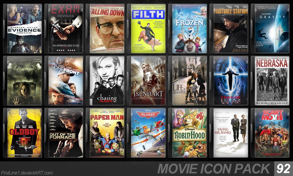 movie icon pack 92 by firstline1 on deviantart