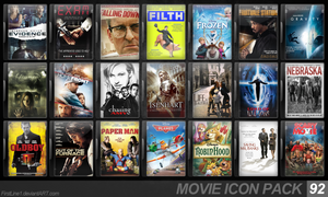 Movie Icon Pack 92