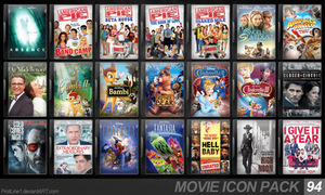 Movie Icon Pack 94