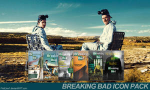 Breaking Bad Icon Pack