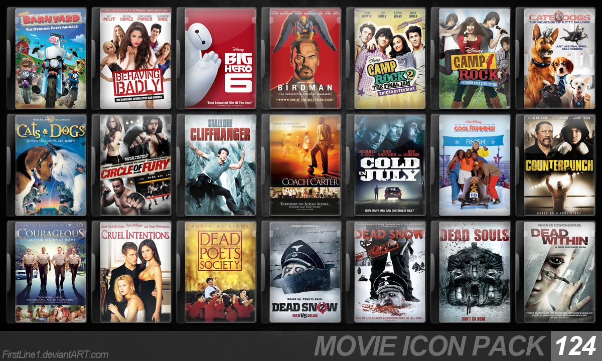 movie icon pack 124 by firstline1 on deviantart