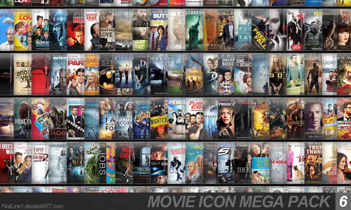 Movie Icon Mega Pack 5