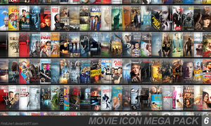 Movie Icon Mega Pack 6