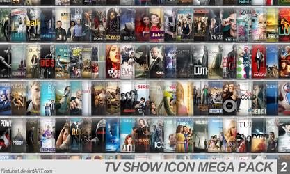 TV Show Icon Mega Pack 2