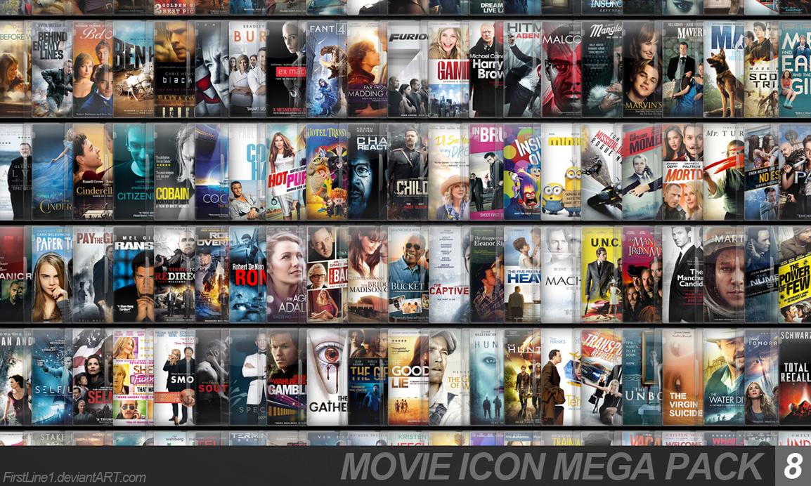 Movie Icon Mega Pack 8