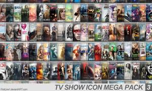 TV Show Icon Mega Pack 3