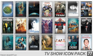 TV Show Icon Pack 77