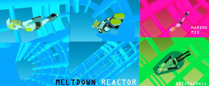 Meltdown Reactor MMD by Pikaripeaches