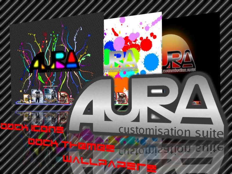 Aura Customisation Suite by Puff24