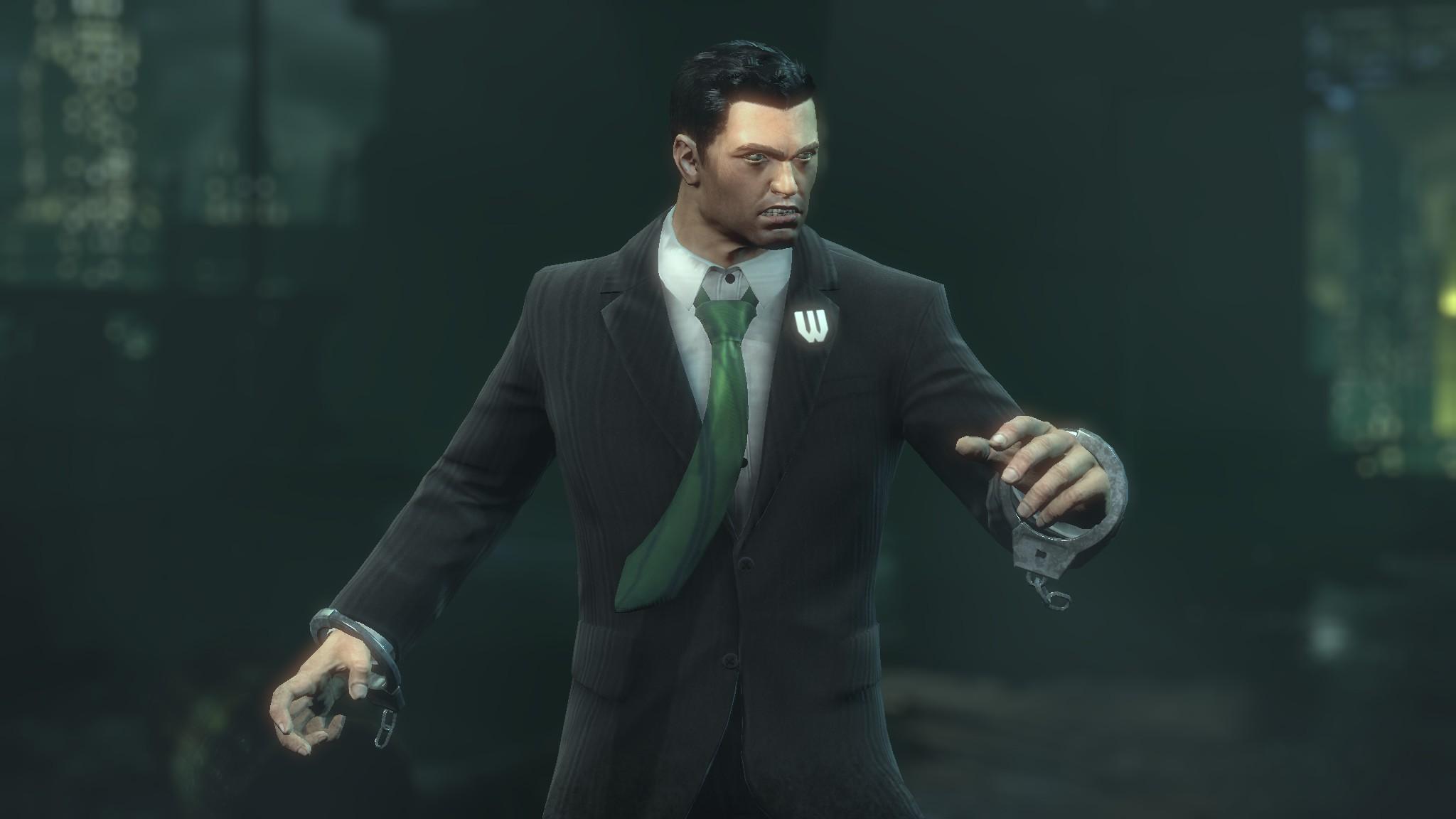 Batman: Arkham City - Arkham Knight Bruce Wayne by ...