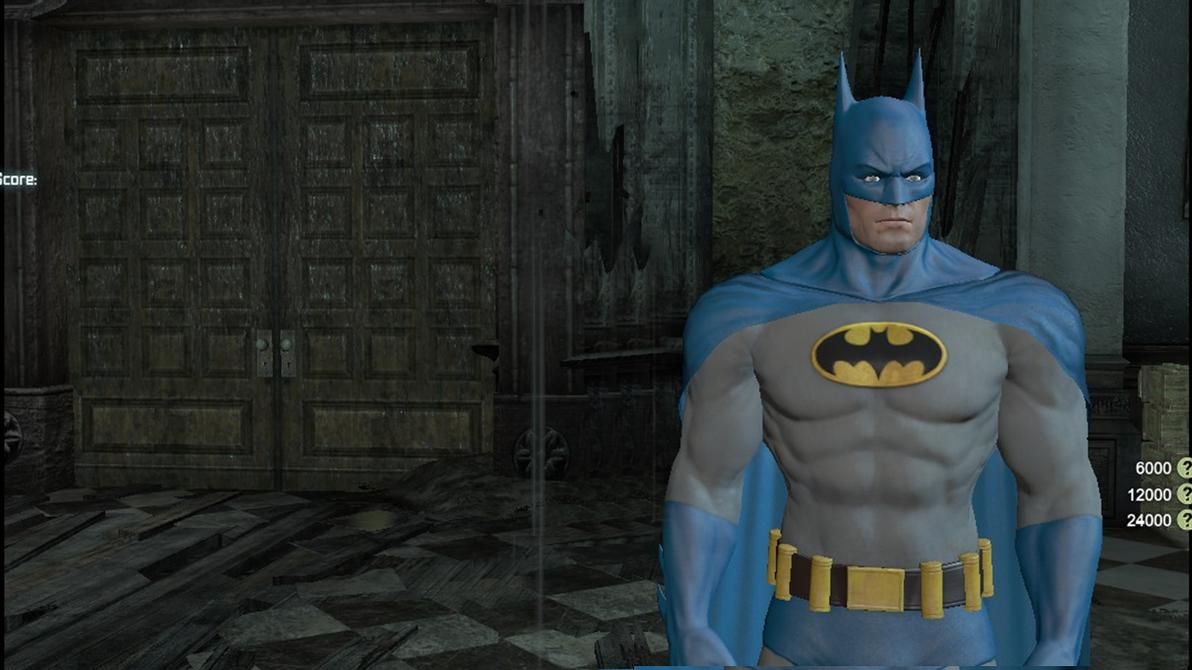 Batman Arkham City - Arkham Knight 1970s Suit by DerpstonPDerp ... & Batman: Arkham City - Arkham Knight 1970s Suit by DerpstonPDerp on ...