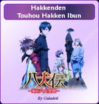 Hakkenden Touhou Hakken Ibun by Galadeii