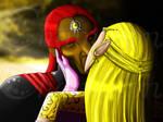 Zelda x Ganondorf - She Is Mine by Championx91