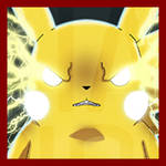 Pikachu Uses Volt Tackle