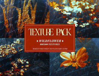 Textures Pack -Wildflower- by Rikku