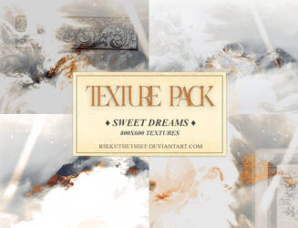 Textures Pack -Sweet Dreams- by Rikku