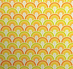 Fifties Wallpaper Pattern
