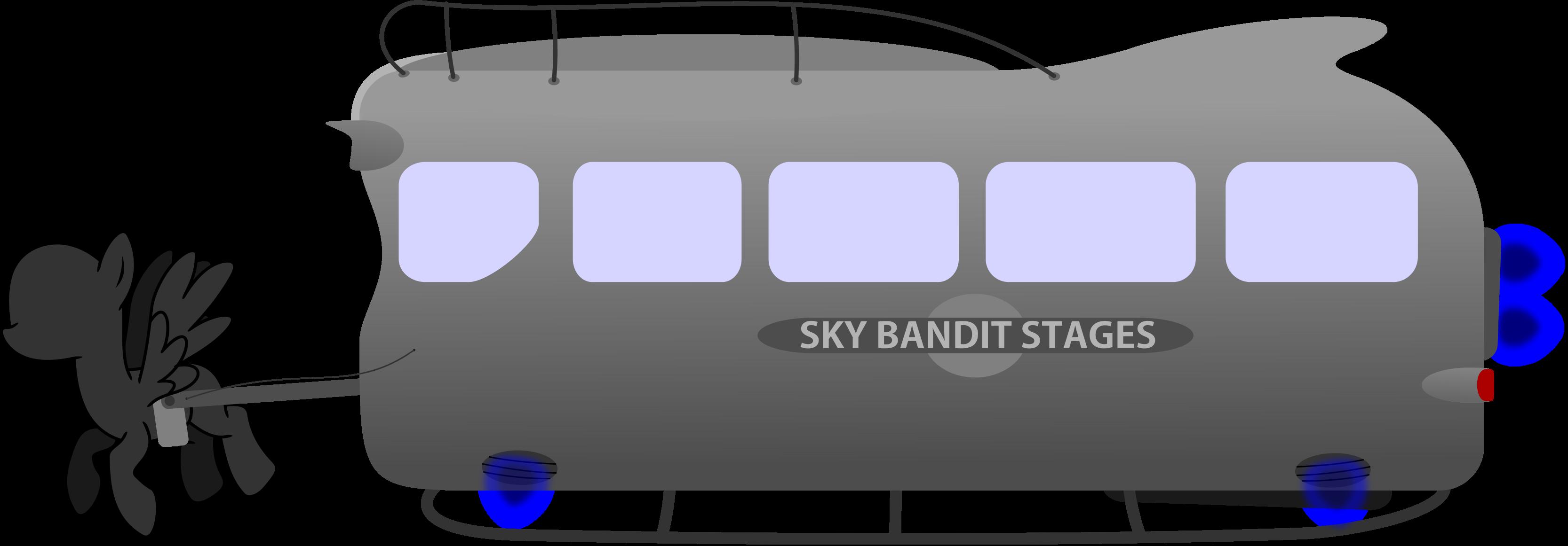 The Sky Bandit by ScarletLightning565