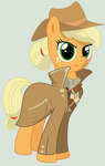 Applejack, Mare of the Ministry of Technology