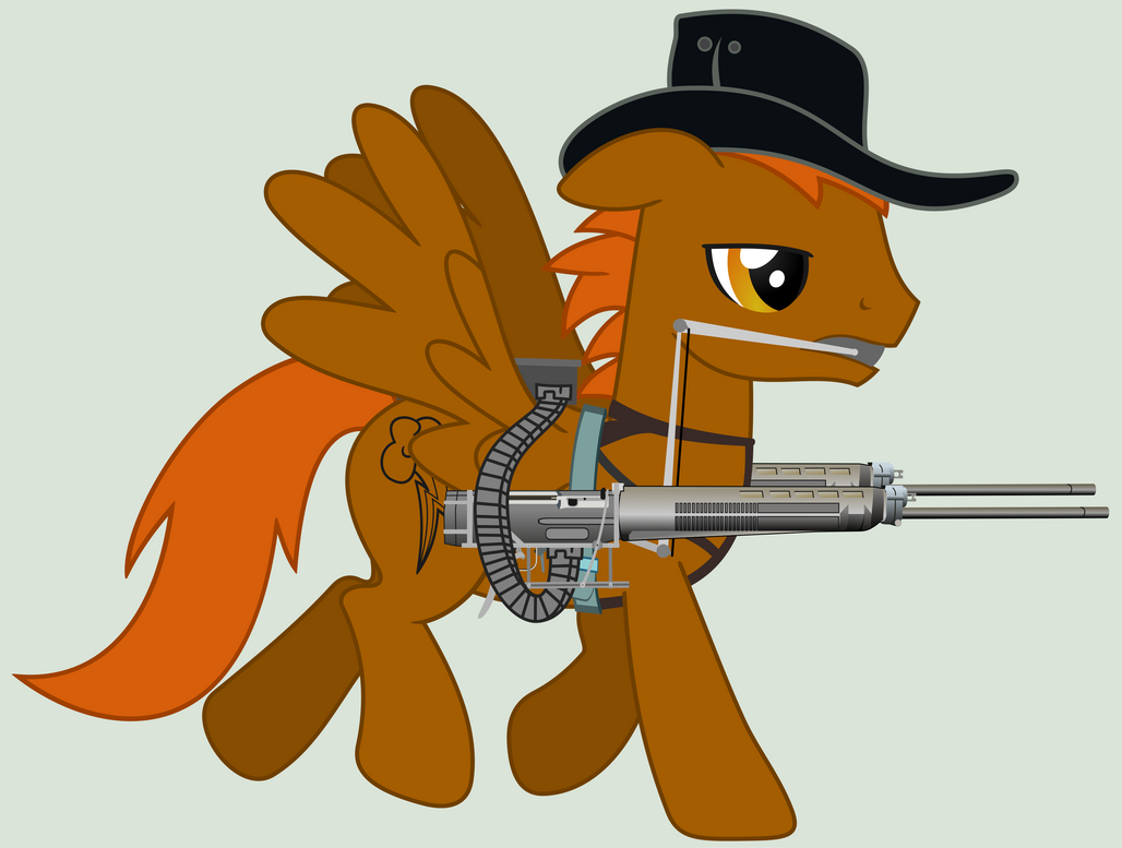 Armed Calamity by ScarletLightning565