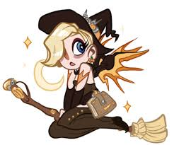 Burnt  Mercy x Male reader  Overwatch by Boopydoopy111 on DeviantArt
