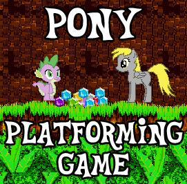 MLP:FiM Platforming Game Test by InfinityDash